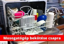 mosogatogep-bekotese-csapra